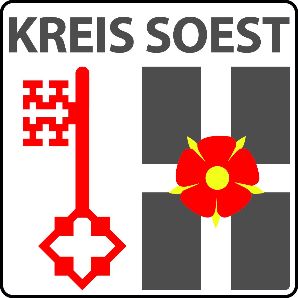 Wappen des Kreises Soest